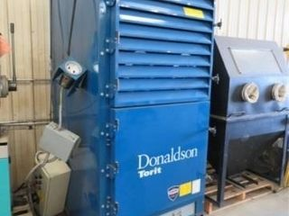 Donaldson Torit DWS-6 Dust collector 7.5HP