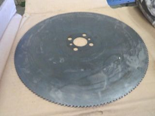 New blade 13 3/4in. 183 tooth for kmt saw