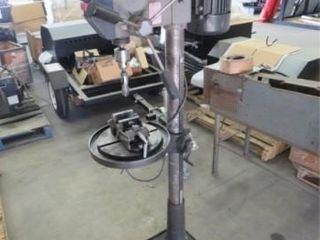 Jet Drill Press 3/4hp 17in. swing 5/8in. cap