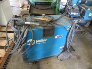 Miller Millermatic 250X wire welder