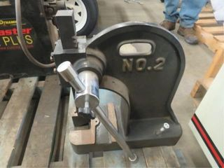 Jet 2 ton arbor press Model AP-2