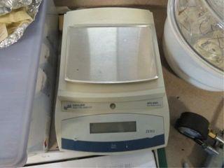 Denver Instrument APX-6001 Scale
