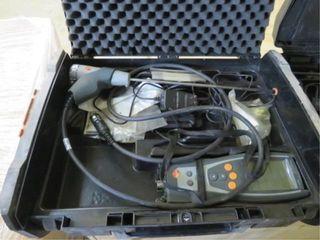 Testo 327-1 Flue gas analyzer
