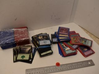 Approx. 200 Magic Cards