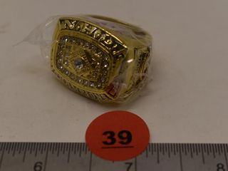 Montreal Canadiens Championship Replica Ring