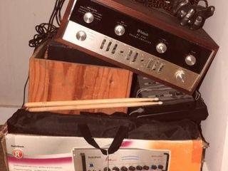 Lot #3769 -Radio Shack model MPA-250 Public
