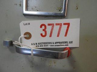 Lot #3777 -Hon Four drawer vertical file