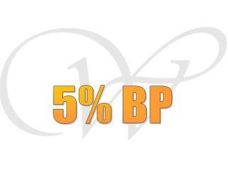 5% Buyer's Premium