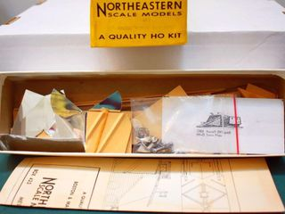 Russel Snow Plow Northeastern Scale Models HM-2