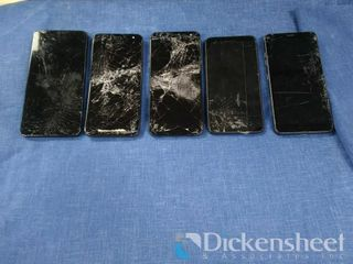 Smart phones-Lot of (5)-inc