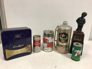 Beverage collectibles