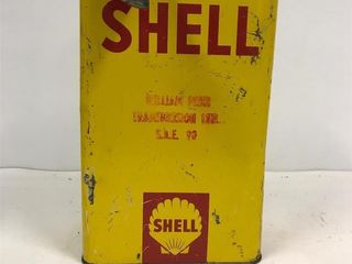 Shell transmission oil tn