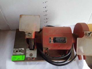 Ashland bench grinder Model #1782 120
