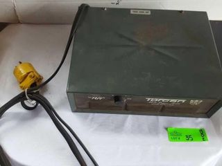 Torcan multi purpose heater. Works. End of cord