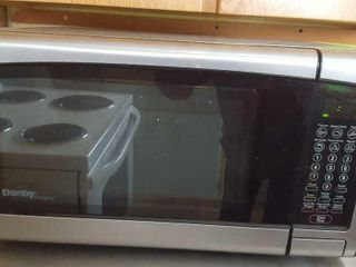 Danby designer microwave. 21 inches wide x 12