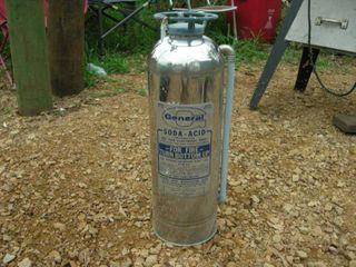 General Soda-Acid Fire Extinguisher