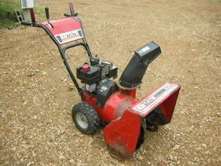 Estate Gas Snowblower