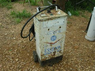 Vintage Estron Battery Charger