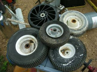 5 Misc Utility Wheels
