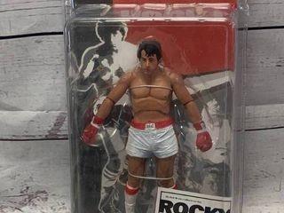 NECA Rocky Balboa Figurine