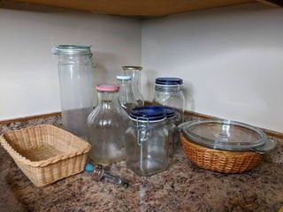 Lot of Misc Kitchen Ware