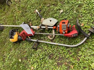 Two Weed Whips+Gas Limb Saw
