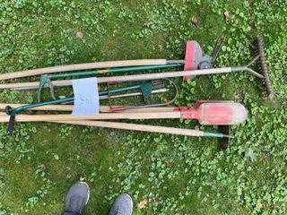 Misc. Garden Tools