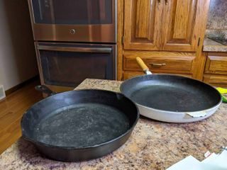 Lot of Two Pans