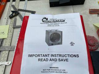 220 Amp Infared Dr. Heater Model #DR-988
