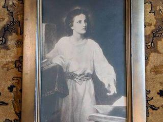 Antique Painting unknown Origin
