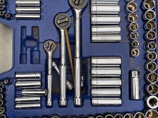 Wrench and Socket Set