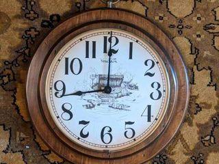 Verihron Pocket Watch Style Wall Clock