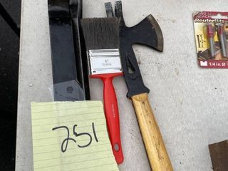Lot of Misclaneous Tools