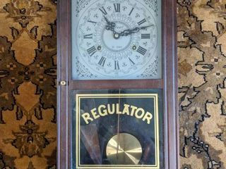 Regulator Wall Hanging Clock