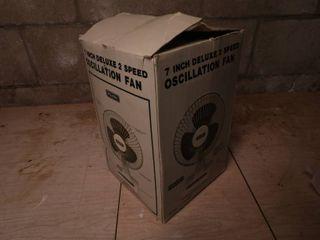 2 Speed Fan
