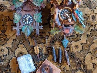 German Made Cuckoo Clocks