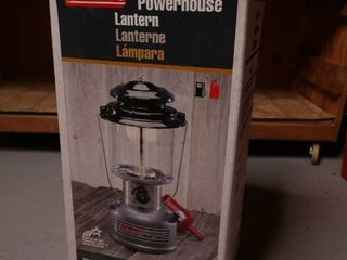 Coleman Duel Fuel Power House Lantern