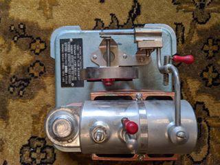 Jensen Dry Fuel Fired Steam Engine