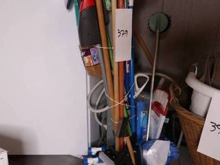 Lot of Misc Cleaning Supplies