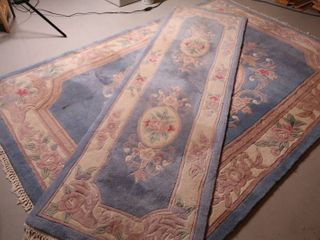 Matching Rug and Runner