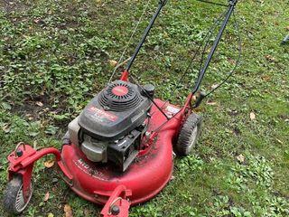 5.5 Hp self propelled Honda Gas Lawn mower