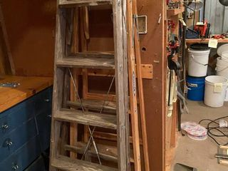 Lot of 2 Step Ladders
