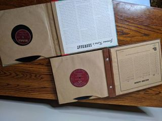 Lot of Two Books of Records