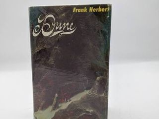First Edition Copy of Dune by Frank Herbert