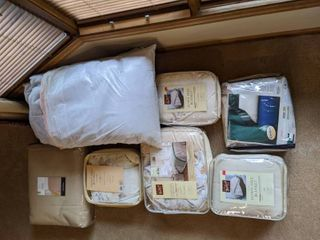 Lot of Misc Bedding