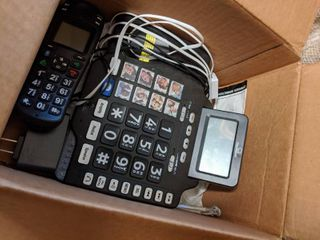 Home Phone with captioning