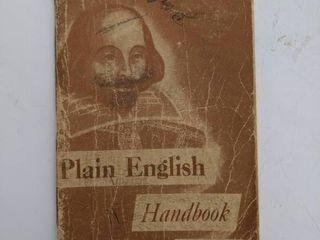 Plain English Handbook by J. Martyn Walsh
