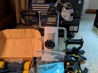 Lot Of Exercise Gear