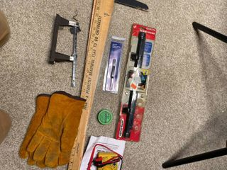 Lot of Misc Tool Box Items