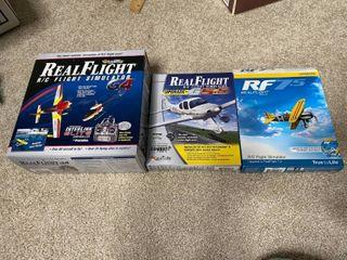 Remote airplane software